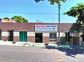 Hotel Bom Jesus, Cândido de Abreu (Barra d'Areia yakınında)
