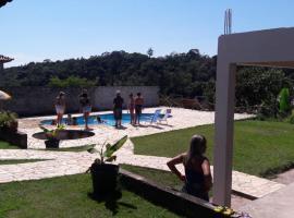 Chacara Cassawara, Santa Isabel