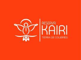 Reserva Kairi, Manizales (El Rosario yakınında)