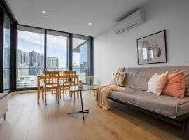 Perfect View and Spacious One Bedroom on Spencer