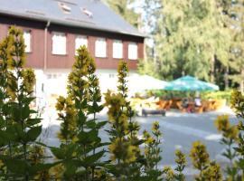 Bürger- und Berggasthaus Scheibenberg