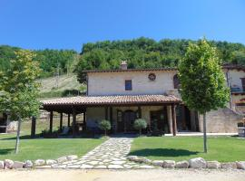 Agriturismo Rocca del Nera, Preci (Vallinfante yakınında)
