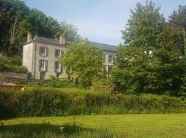 Maison Volière, La Souterraine