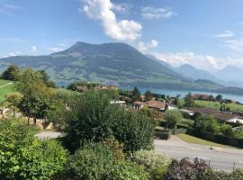 Haus im Grünen bei Luzern