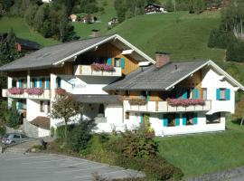 Haus Platina, Sankt Gallenkirch (Galgenul yakınında)