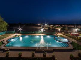 Moonlight Nature Resort and Camps, Джайсалмер (рядом с городом Lakhmana)