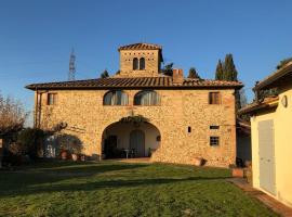 Casa di Romano, La Piazzetta, Marcialla