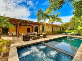 Tropical La Jolla Villa w/Pool, Spa & Ocean View