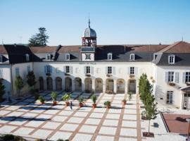 Gîte touristique du Couvent, Бар-сюр-Об (рядом с городом Baroville)