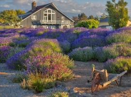 Dungeness Barn House Bed and Breakfast