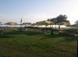 YONCAKOY BEACH, Izmir (in de buurt van Ozdere)