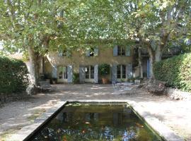 La Gracette, Экс-ан-Прованс (рядом с городом Les Milles)