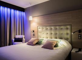 LE RABELAIS Hotel - Restaurant - SPA