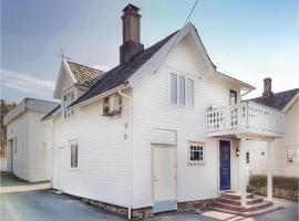 One-Bedroom Holiday Home in Skanevik