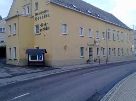 Pension Erbgericht, Großhartmannsdorf