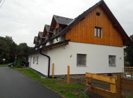 Chata Tánička, Jeseník (Horní Domašov yakınında)