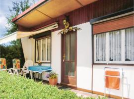 Holiday home Harzgerode OT Neudorf *LXXIII *