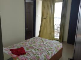 3 bedroom AC flat kitchen daily and monthly Trend