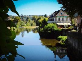 Hôtel des Bains, Figeac
