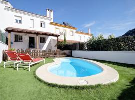 Magnífica casa con piscina privada