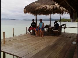 Mandos Guest House, Tapokreng
