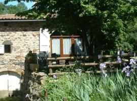 gîte rural les chevaux du duzon, Saint-Sylvestre (рядом с городом Plats)