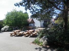 Lagerkeller im Herzen der Schorfheide, Golzow (Altenhof yakınında)
