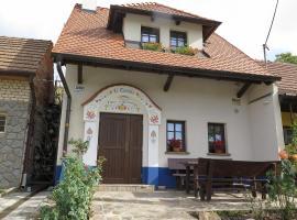 Holiday Home Hovorany, Hovorany (Šardice yakınında)