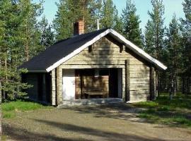 Holiday Home Piilumaja, Äkäsjoensuu (рядом с городом Lappea)