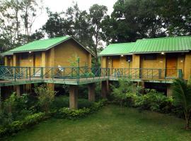 White Tiger Forest Lodge, Tāla (рядом с городом Parāsi)