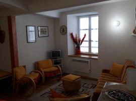 appartamento nuovo 9 Grande Rue Briançon Vauban