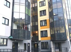 Apartment on Pushkinskoe 13-4