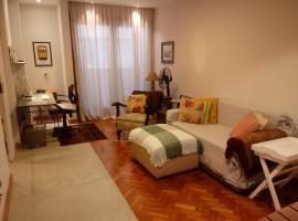 Belo Apt de Quarto e Sala em Ipanema