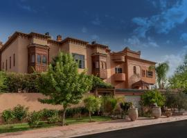 Villa Riad les Deux Golfs