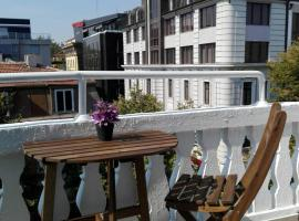 Burgas Central City Apartment
