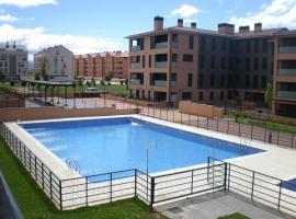 San Babil Apartamentos, Jaca (In der Nähe von Naturschutzgebiet San Juan de la Peña y Monte Oroel)