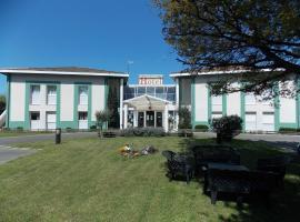 Logis Hôtel Du Delta, Biganos (рядом с городом Mios)