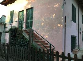 A Villa Rodolfi, Collecchio (Medesano yakınında)