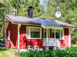 Holiday Home Hassonranta, Kinnarniemi (рядом с городом Rautalahti)