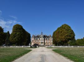 Château de la Trousse, Ocquerre (рядом с городом Montigny-l'Allier)