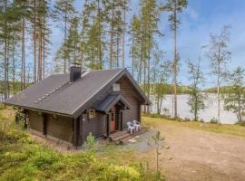 Holiday Home Kuusiranta, Hurissalo (рядом с городом Пуумала)