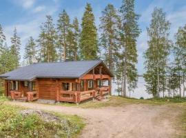 Holiday Home Hämeenniemi, Hurissalo (рядом с городом Пуумала)