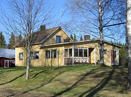 Holiday Home Välijoki, Luotajärvi (рядом с городом Kokkoniemi)