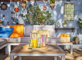 La Casa Azul , sol, playa....relax.