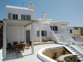 Marquise Residence in Mykonos, Merchia Beach