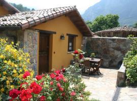 Valle de Bueida, Quirós Asturias