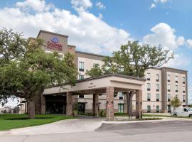 Comfort Suites - South Austin