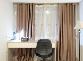 Spacious Studio Apartment @ The H Residence near MT Haryono by Travelio