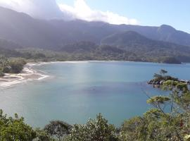 Chalé Praia Castelhanos