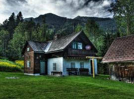 Stegerhütte, Хинтерстодер